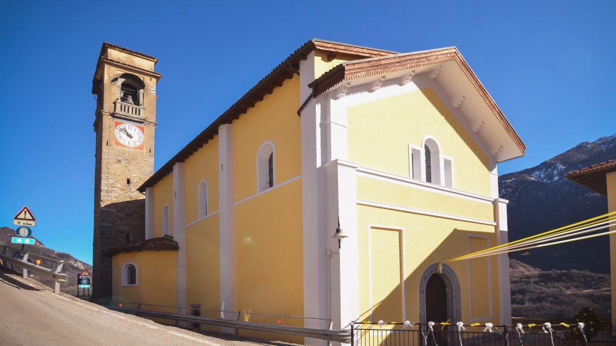 Chiesa di Prezzo
